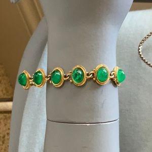 Vintage Weiss Bracelet
